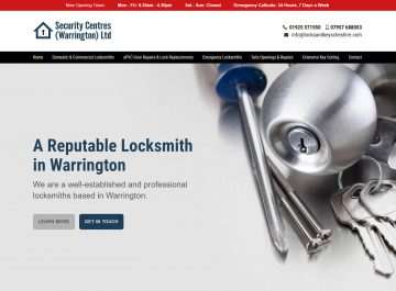 portfolio security centres warrington