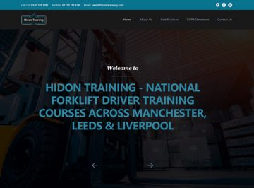 portfolio hidon training